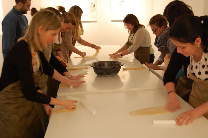 Despedida soltera en madrid taller de cocina masterchef - Curso de cocina masterchef ...