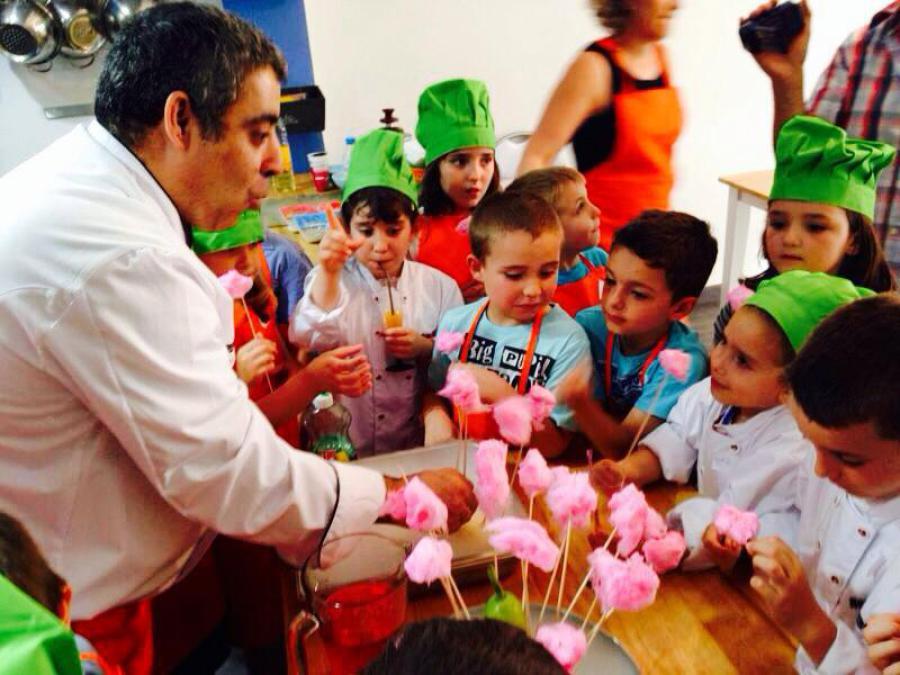 Cursos de cocina en madrid - Cursos de cocina para ninos madrid ...